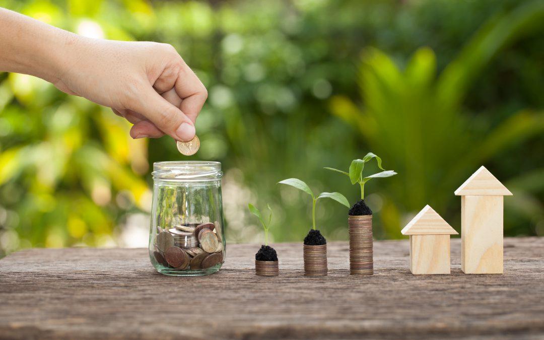 El hábito de ahorrar